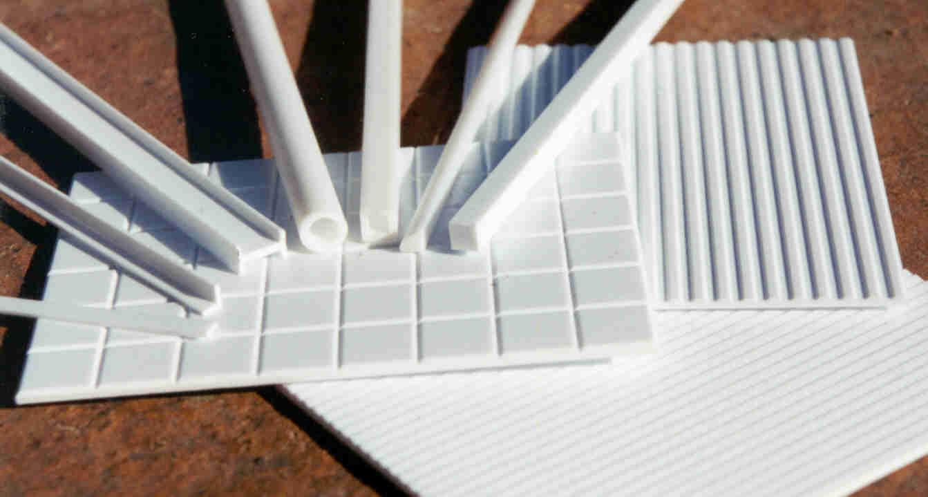 Modelářský polystyren
